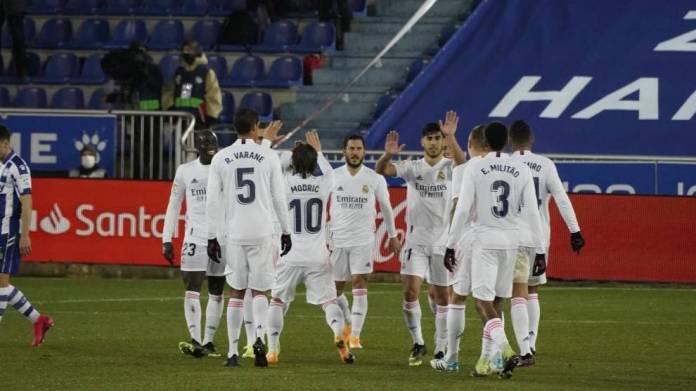 Real Madrid përfundon 'turneun' e dhimbshëm në Vitoria