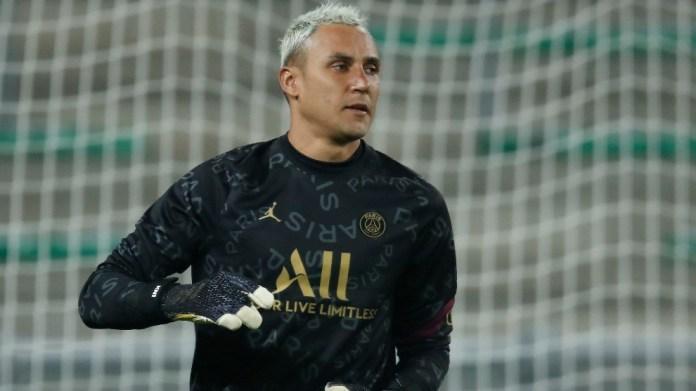 PSG duke marrë të gjitha masat paraprake me lëndimin e Keylor Navas
