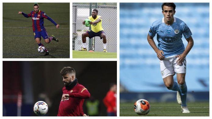 Arsyet pse Barcelona duhet të nënshkruajë Garcia: Çmimi i tij, mungesa e Pique, luftimet e Umtiti dhe Mingueza në ndeshjet e mëdha