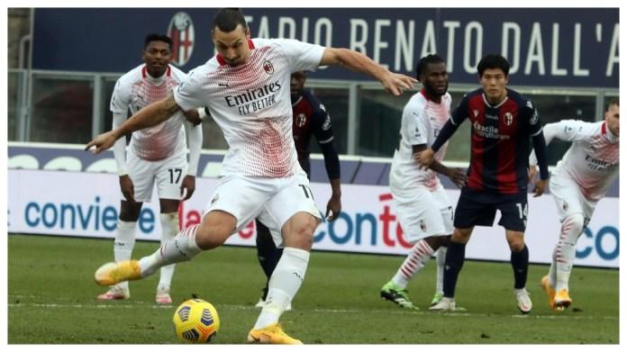 Zlatan Ibrahimovic humbi nga vendi