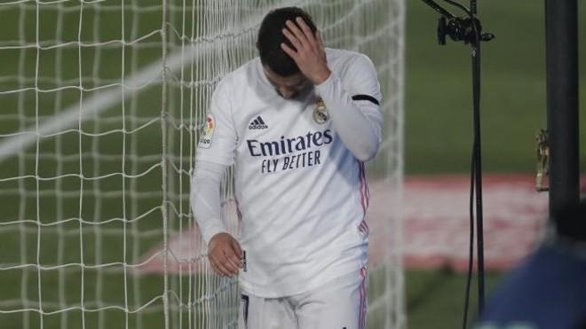 Hazard nuk stërvitet për shkak të shqetësimit