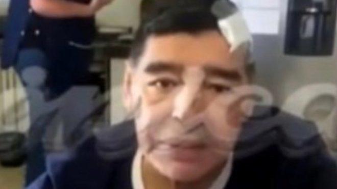 Videoja e fundit tronditëse e Maradona para vdekjes së tij