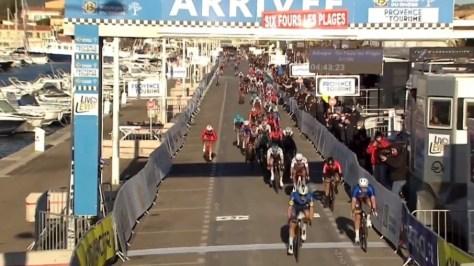 Davide Ballerini golpea primero en el Tour de la Provenza