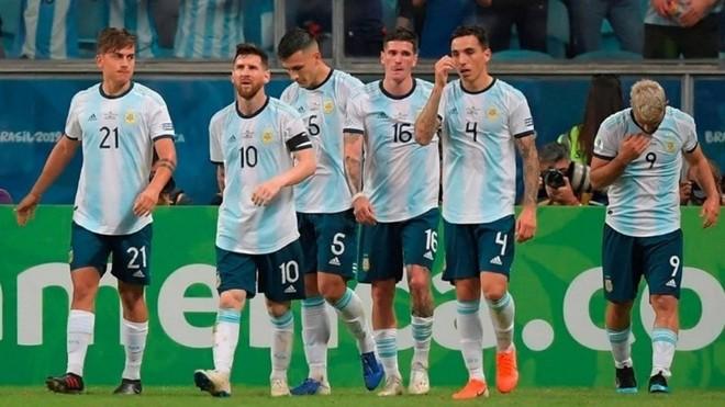 De Paul: Messi më thotë që të gjithë kundërshtarët tanë më urrejnë