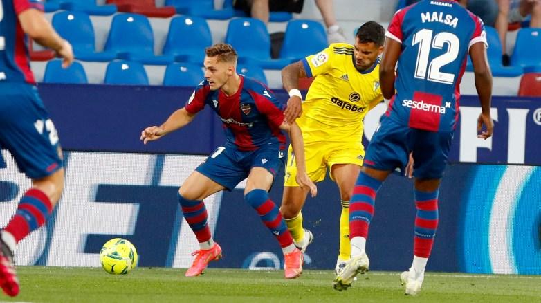 Levante - Cádiz en directo | La Liga Santander | Marca