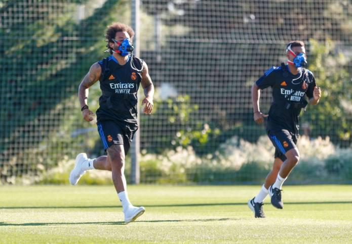 Real Madrid kryen teste fitnesi në Valdebebas