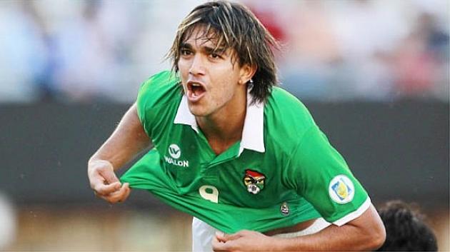 Resultado de imagen para Marcelo Moreno (Bolivia).