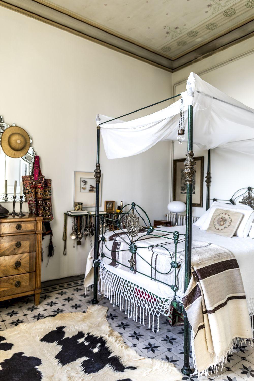 Pilar Lbano en casa de una de las mejores decoradoras
