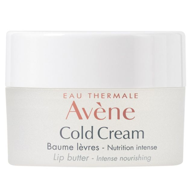 Bálsamo labial Cold Cream, Avéne.