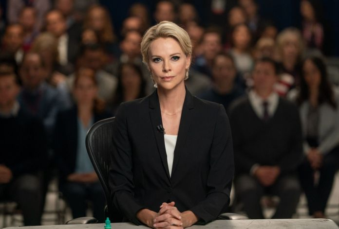 Charlize Theron in The esc