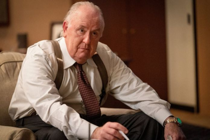 Roger Ailes, played by John Lithgow