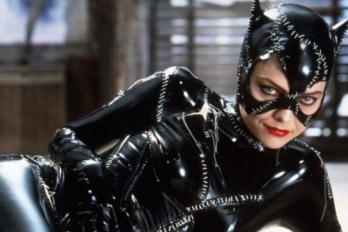 Supersexy in Cat Woman, 1992.