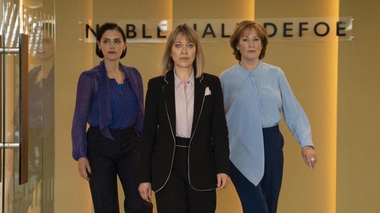 Nicola Walker, Stephen Margan and Deborah Findley are the protagonists of