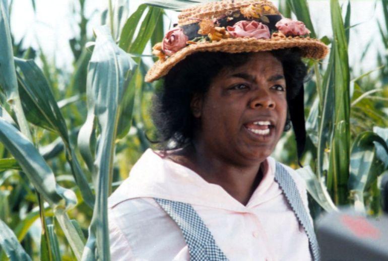 Oprah in Spielberg's Purple Color.
