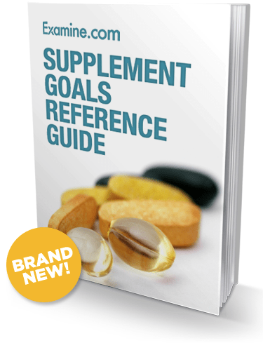 The Supplement-Goals Reference Guide
