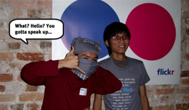 Friends in Malaysia