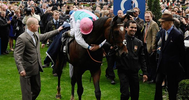 So which was Frankel's finest performance?