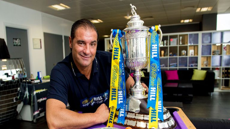 Gers Legend Lorenzo Amoruso Confident Club On Way Back To