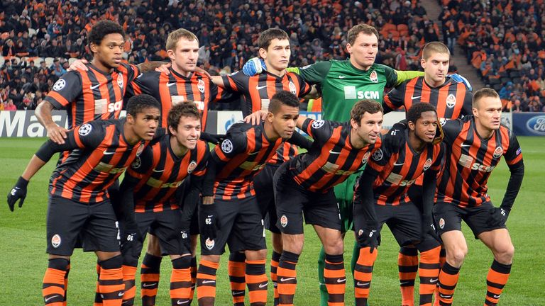 Shakhtar Donetsk Will Play Home Games In Lviv Due To
