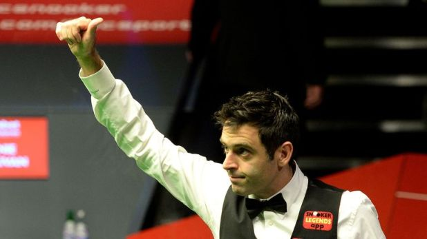 Ronnie O'Sullivan staged a stunning comeback to reach the semi-finals in Shanghai