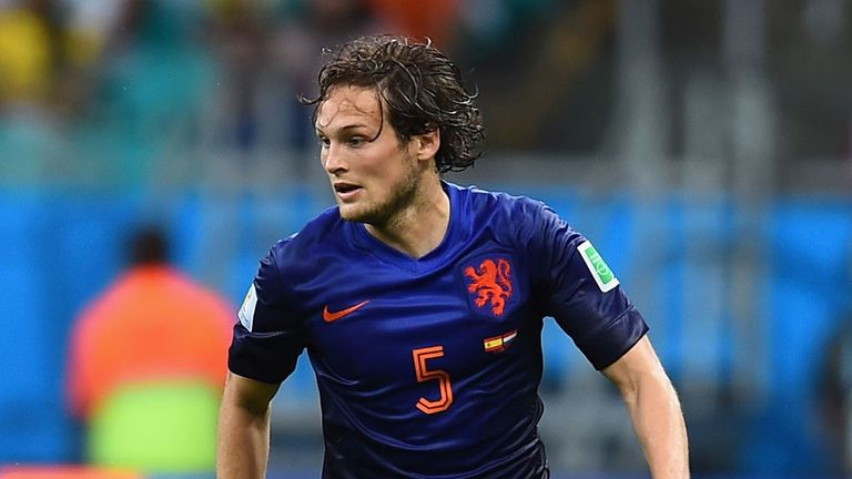Transfer News Daley Blind Open To Joining Manchester