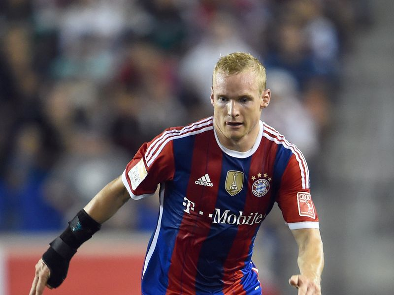 Sebastian Rode Germany U21 Player Profile Sky Sports