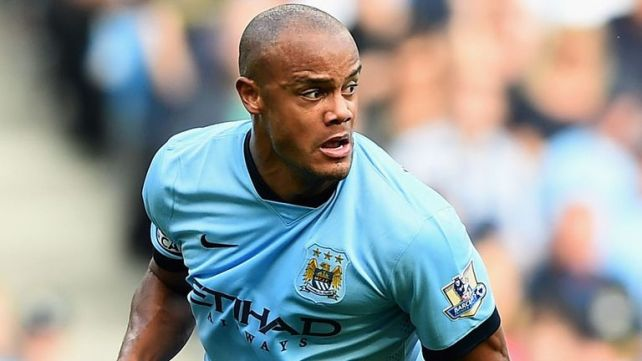 Image result for pictures of  Vincent Kompany