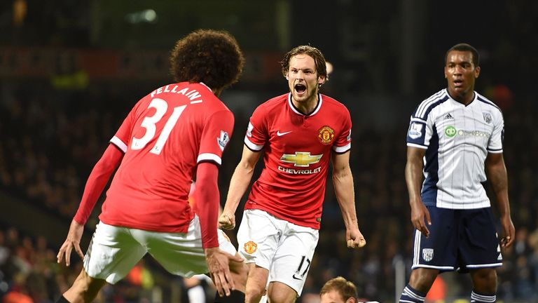 Daley Blind S Late Strike Rescues A Point For Manchester