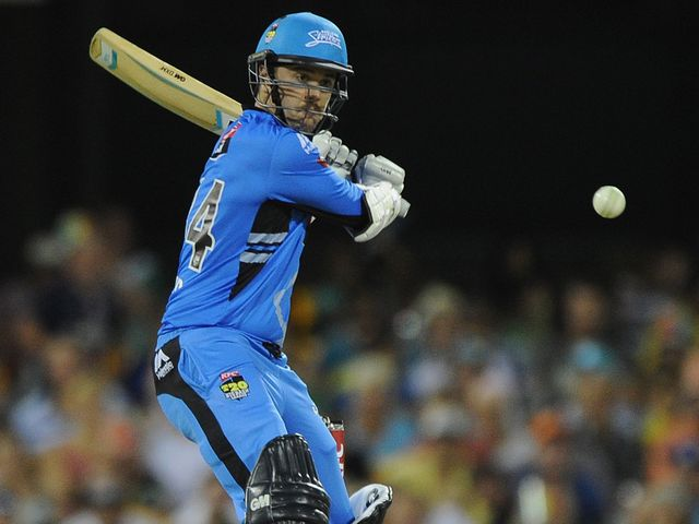 Brisbane Heat V Adelaide Strikers India V England Live