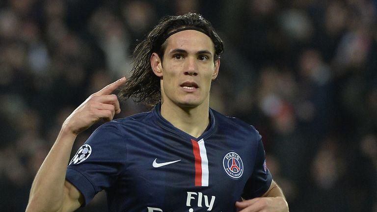 Paris St Germain Striker Edinson Cavani Rejects Talk He