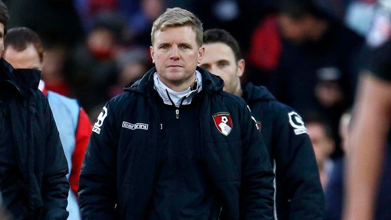 Eddie Howe Praises Bournemouth S Mental Strength After