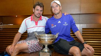 Stan Wawrinka has split from his long time coach Magnus Norman