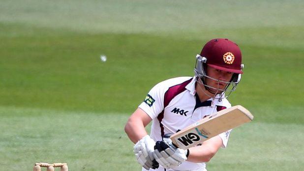 Ben Duckett hit all 31 runs of Northamptonshire's winning target