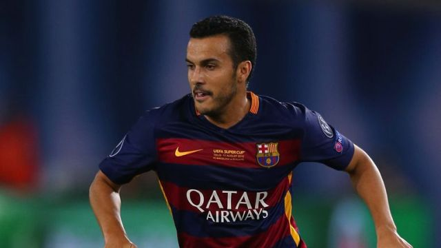 Pedro had looked set to join Manchester United but deal fell through