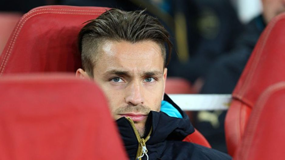 Debuchy failed to secure a regular first-team berth at Arsenal this season
