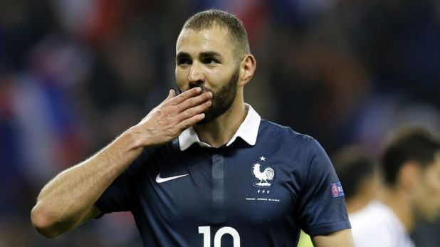 Benzema has scored over 20 goals for the past five seasons at Real Madrid