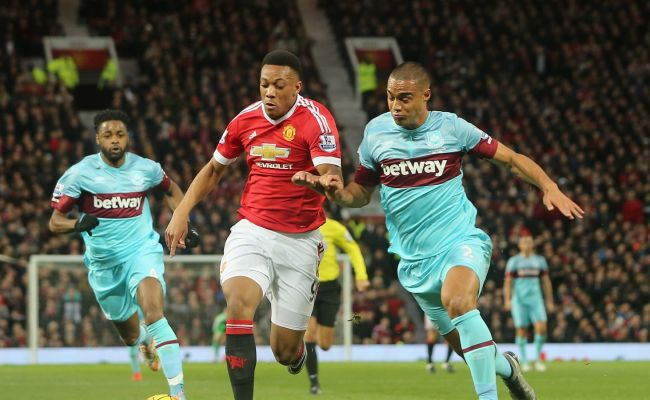 Highlights West Ham Beat Manchester United 3 1 On Saturday ...