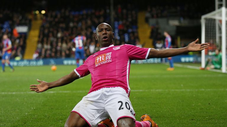 Benik Afobe Will Be A Big Threat To Arsenal Olivier