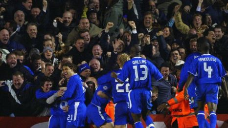 Ranieri was in charge of the Chelsea side that defeated Arsenal in 2004