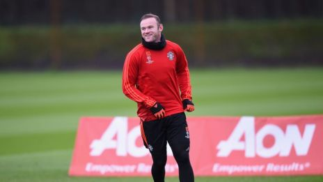 Wayne Rooney will not play against FC Midtjylland on Thursday