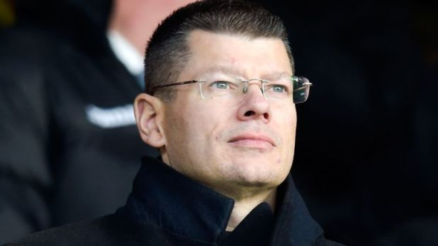 Milne is hoping SPFL chief executive Neil Doncaster will get together with the SFA