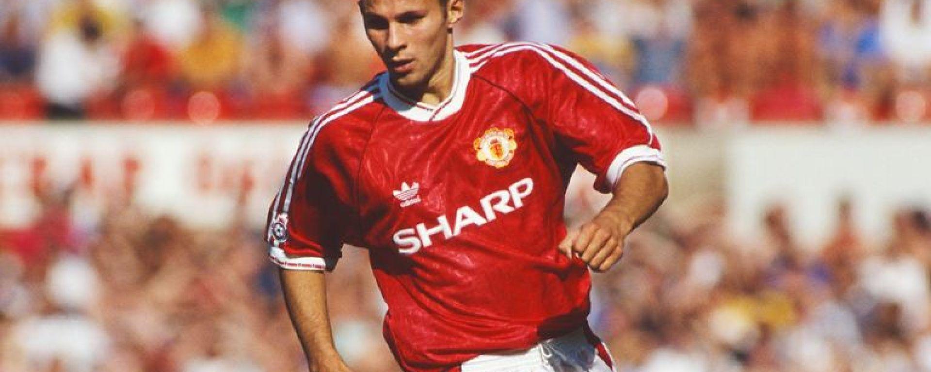 4 Mei Gol Pertama Ryan Giggs Untuk Manchester United
