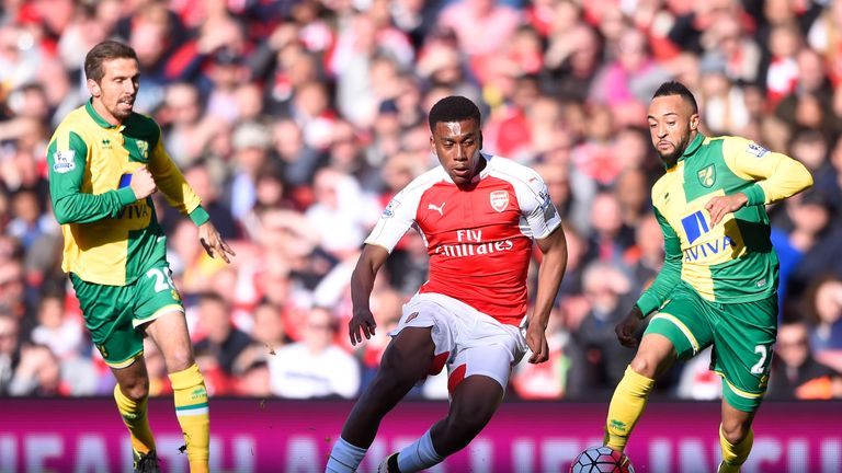 Arsenal 1 0 Norwich Match Report Highlights