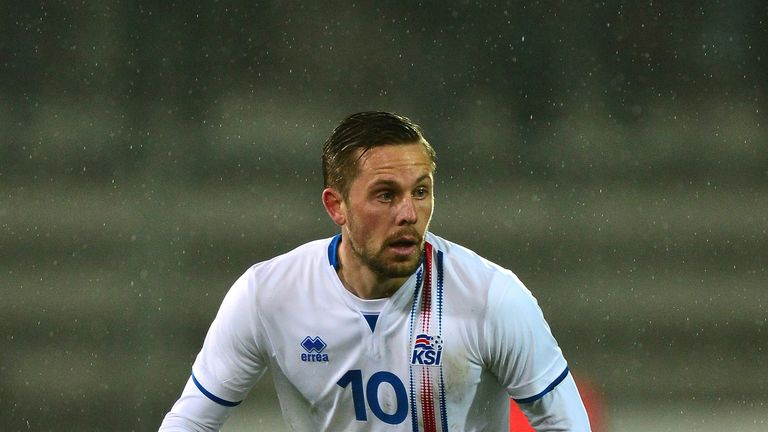 Gylfi Sigurdsson of Swansea looks like one to watch in the Iceland squad