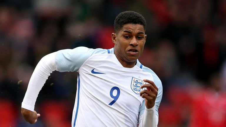 Image result for marcus rashford england