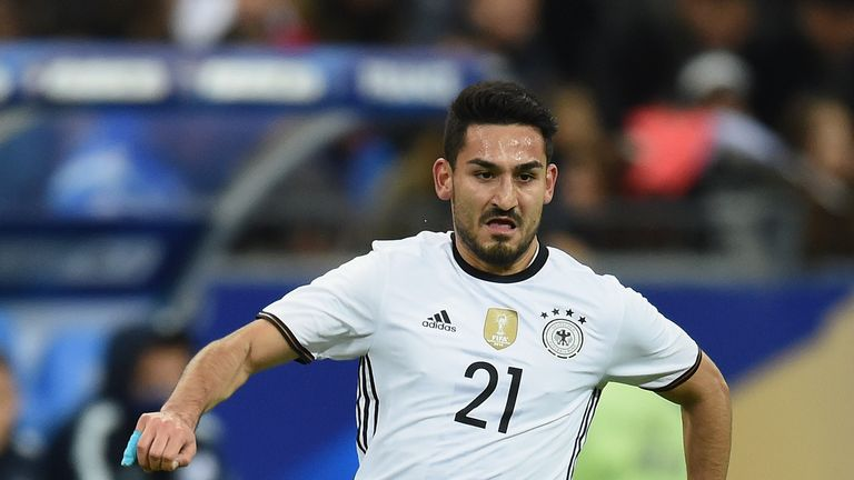 Image result for pic of Gundogan in germany color