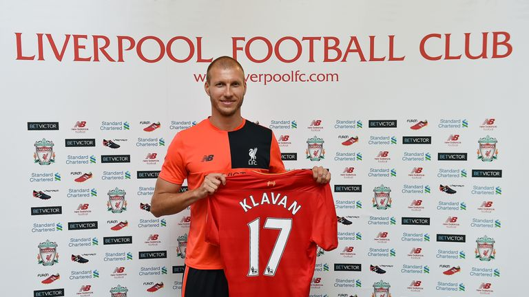 Image result for liverpool klavan