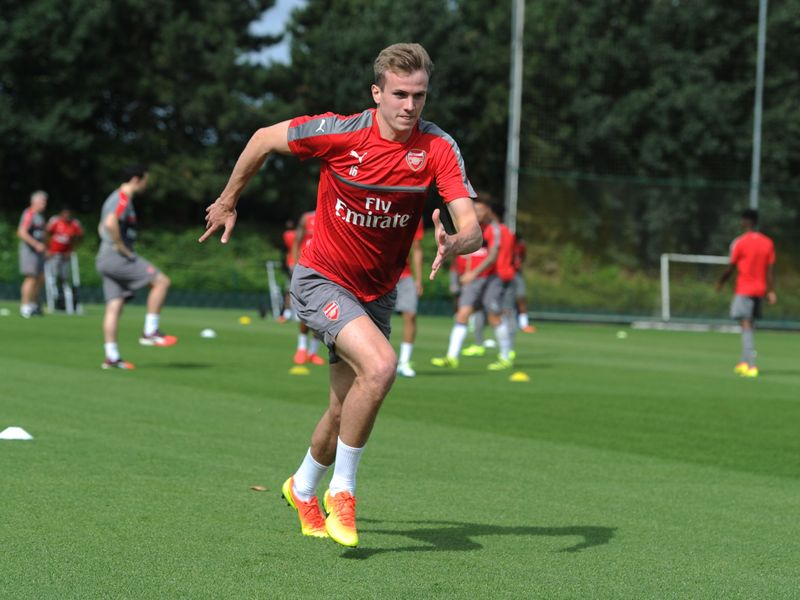 Rob Holding England U21 Player Profile Sky Sports