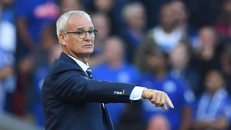Claudio Ranieri is excited about being drawn against Sevilla