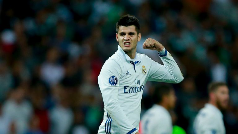 Alvaro Morata says Chelsea made a £60m bid for him earlier this summer